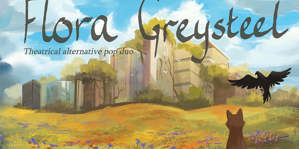 Flora Greysteel Album Launch!