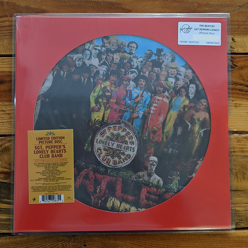 The Beatles - Sgt. Pepper's (Picture Disc)