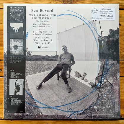 Ben Howard - Collections From The Whiteout (Clear Vinyl)