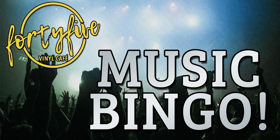 Music Bingo!