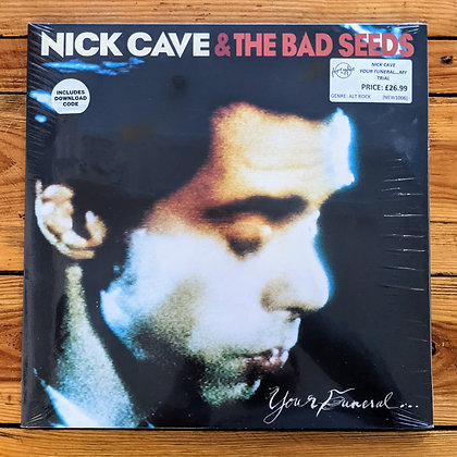 Nick Cave - Your Funeral...My Trial