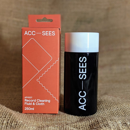 Acc-Sees Record Cleaning Fluid