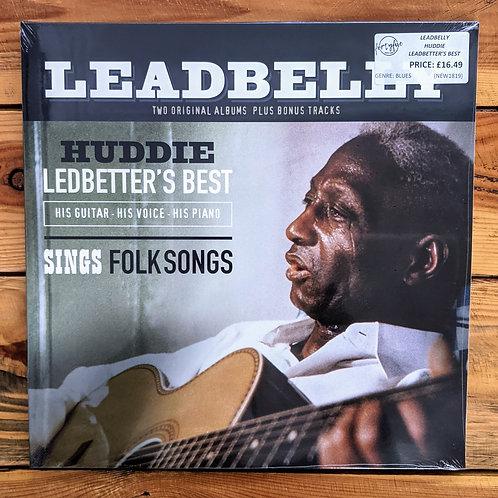 Leadbelly - Huddie Ledbetter's Best
