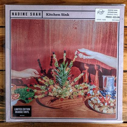 Nadine Shah - Kitchen Sink (Orange Vinyl)
