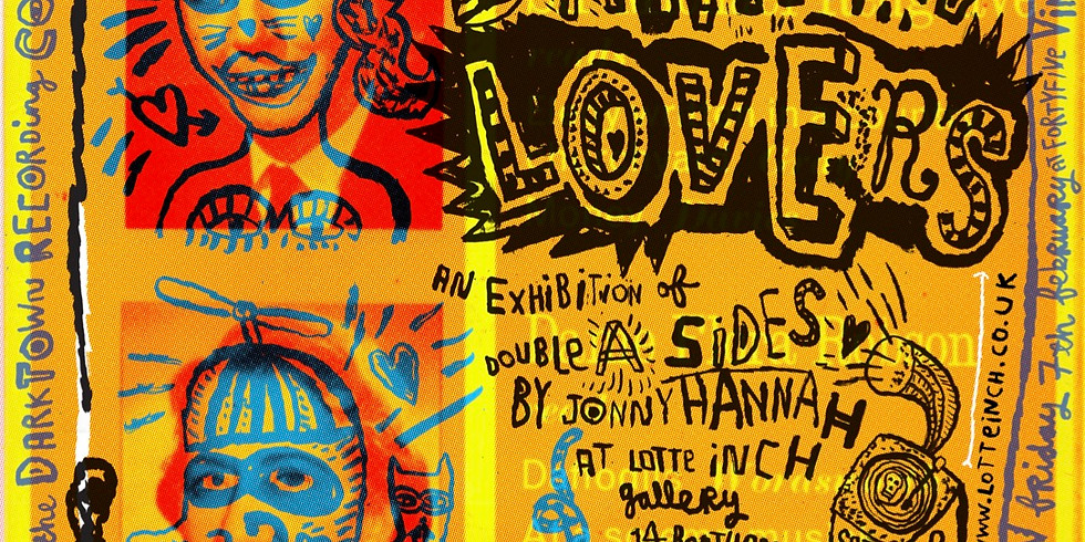 Jonny Hannah: Songs for Dark Town Lovers (Exhibition Preview)
