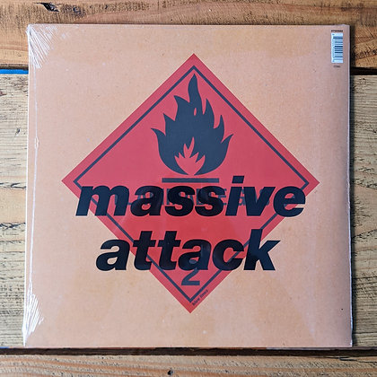 Massive Attack ‎– Blue Lines