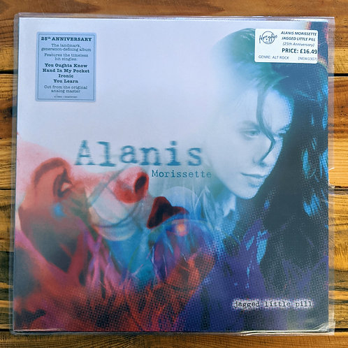 Alanis Morissette - Jagged Little Pill (25th Anniversary)