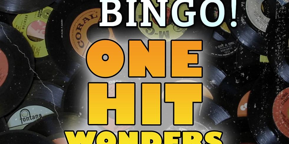 MUSIC BINGO! • One Hit Wonders
