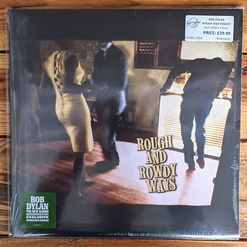Bob Dylan - Rough And Rowdy Ways (Green Vinyl)