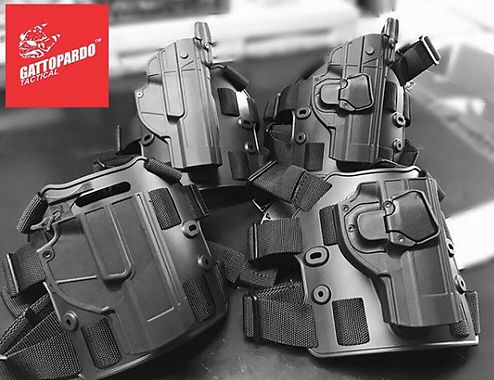 GATTOPARDO TACTICAL HOLSTERS