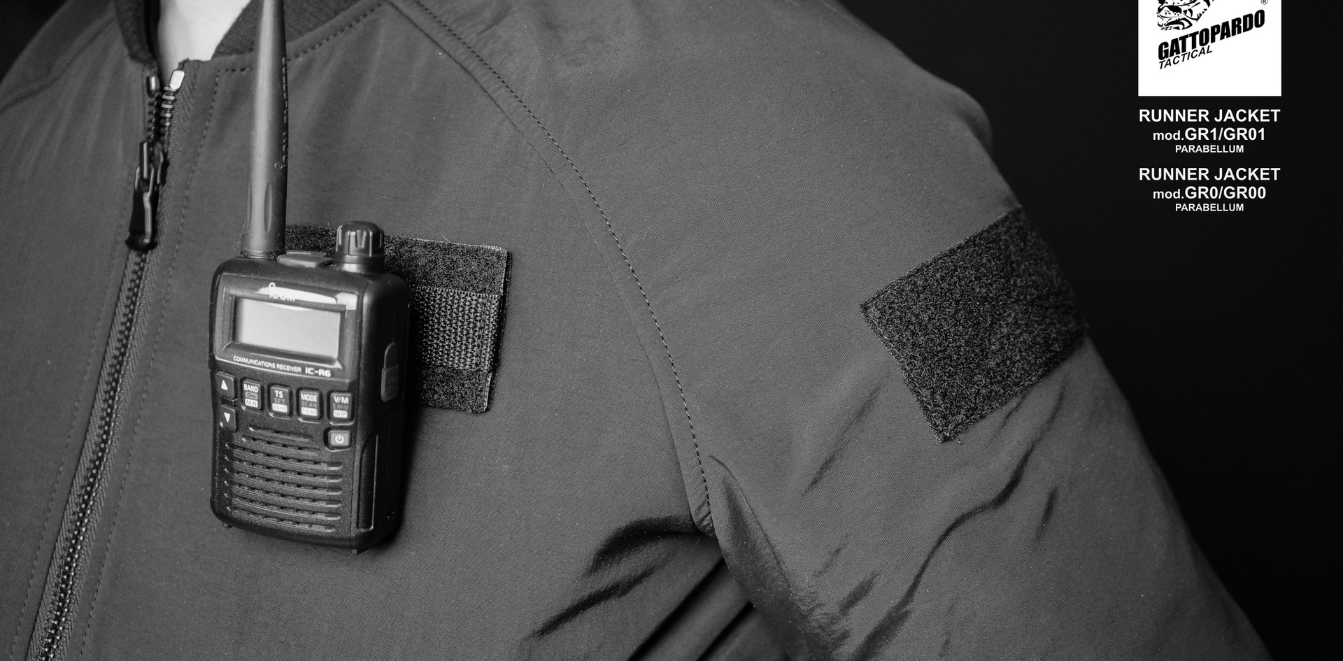 Gattopardo Parabellum Kevlar Jacket GB00
