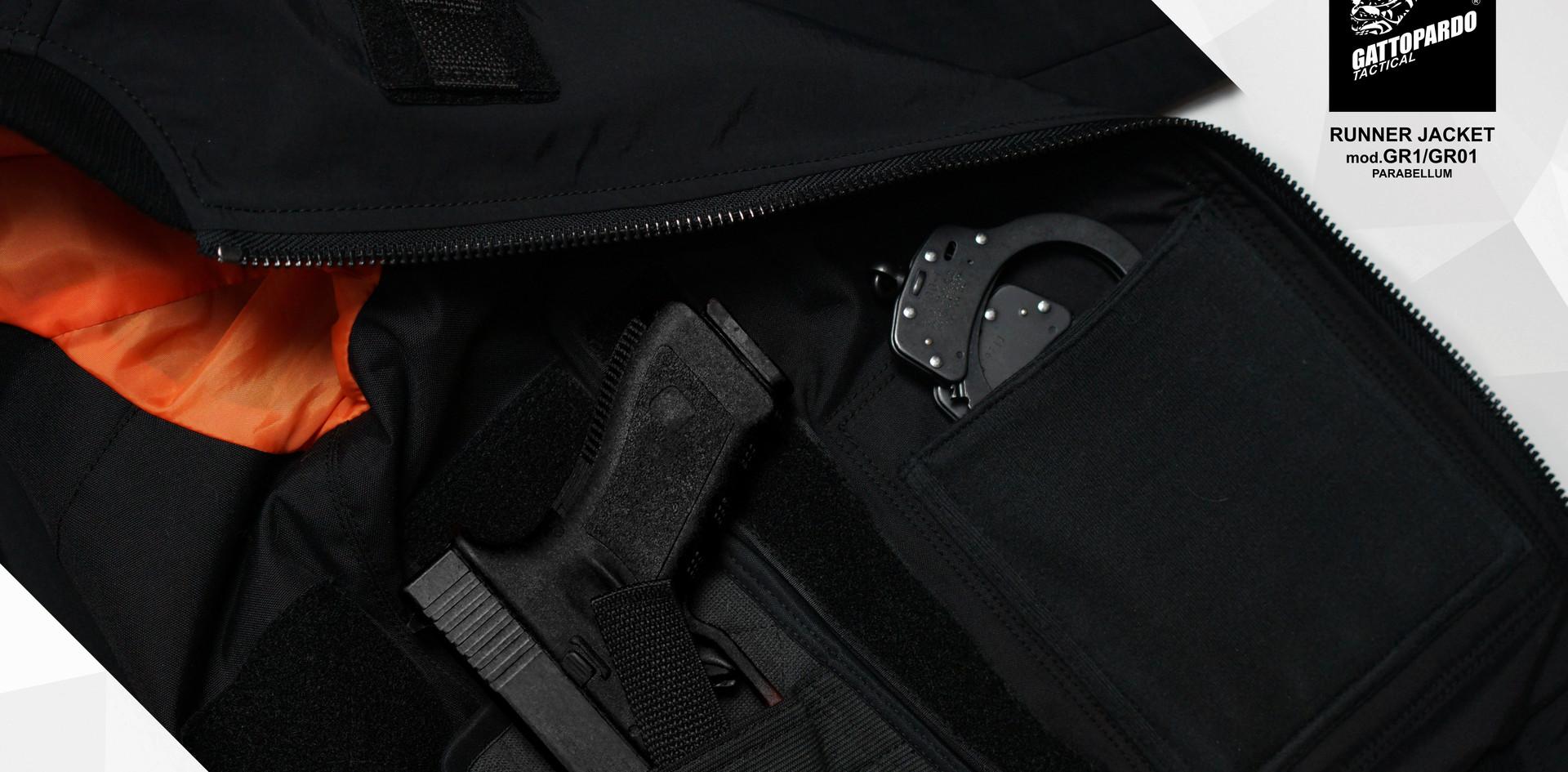 Gattopardo Parabellum Kevlar Jacket GR00/GR01