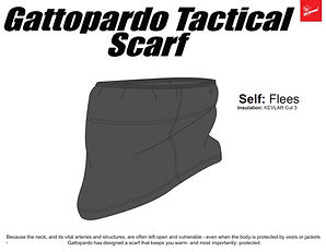 TACTICAL PROTECTIVE SCARFS