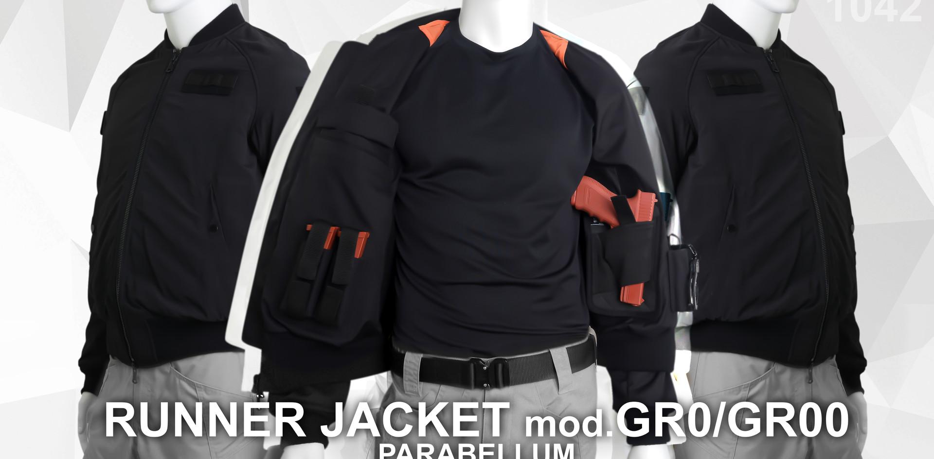 Gattopardo Parabellum Kevlar Jacket GR00