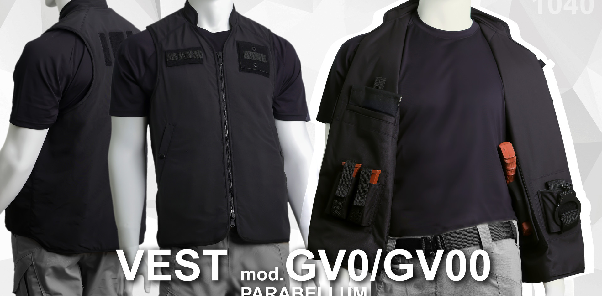 Gattopardo Parabellum Kevlar Jacket GV00
