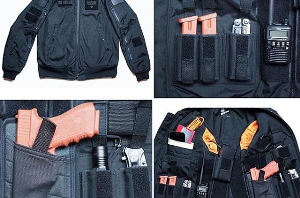 Gattopardo Tactical Jaket GB00