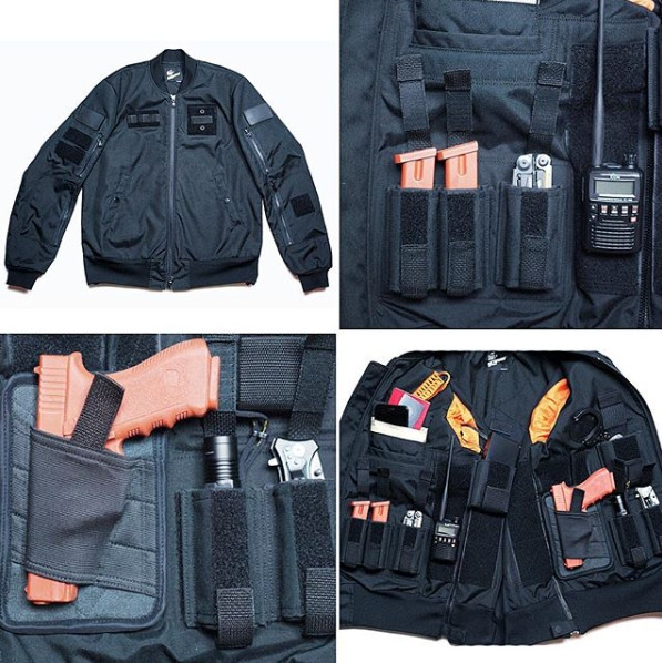 Gattopardo Tactical Jaket GB00