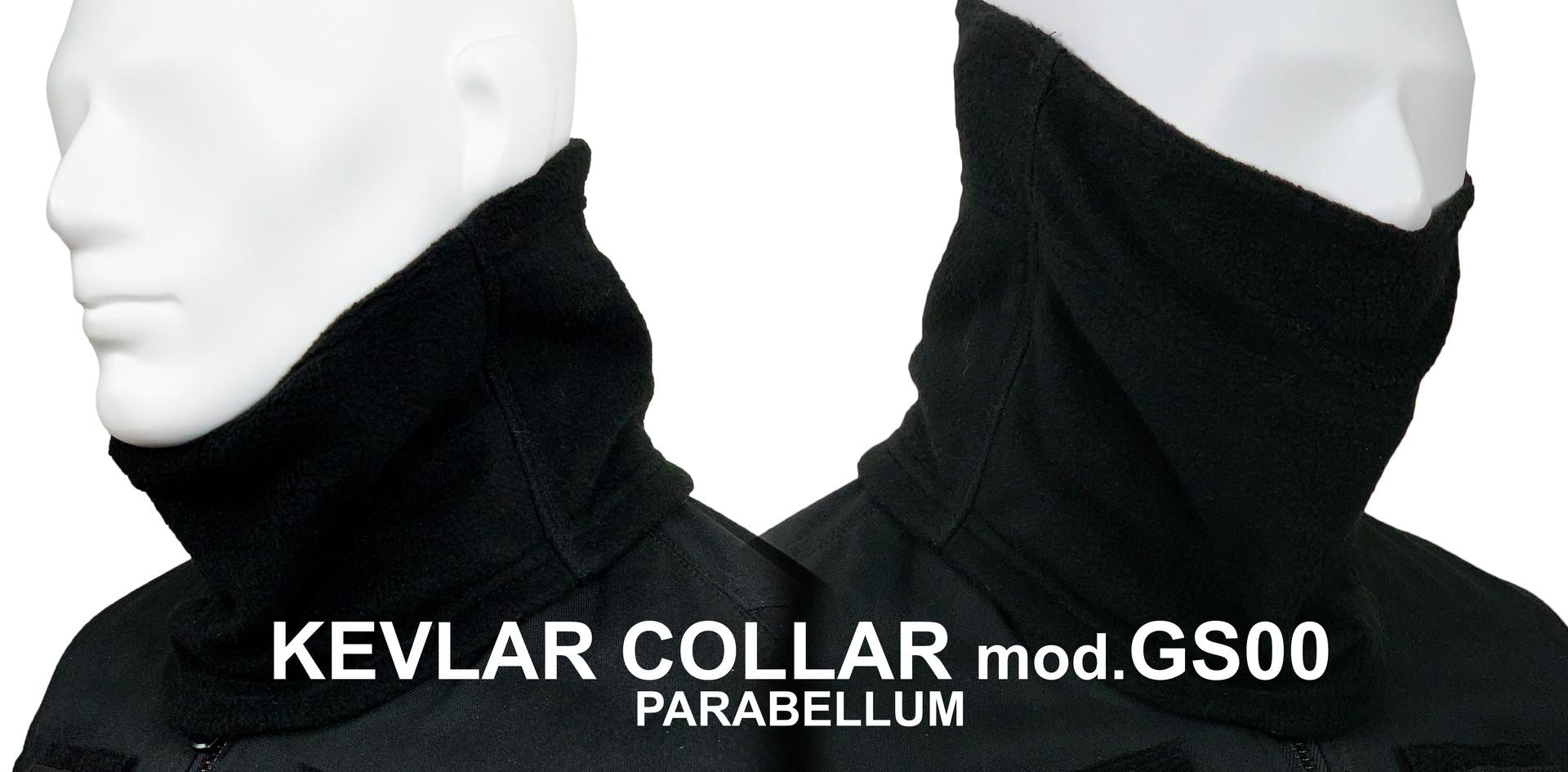 Gattopardo Parabellum Kevlar Jacket KEVLAR COLLAR