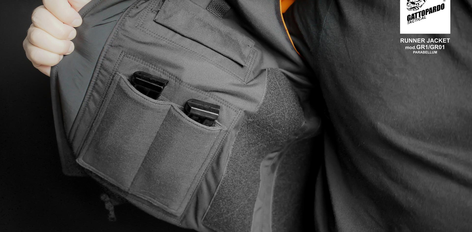 Gattopardo Parabellum Kevlar Jacket GR01