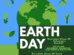 Earth Day Clean-Up event! Saturday, April 24th, 9am-12pm | Clayton County, GA
