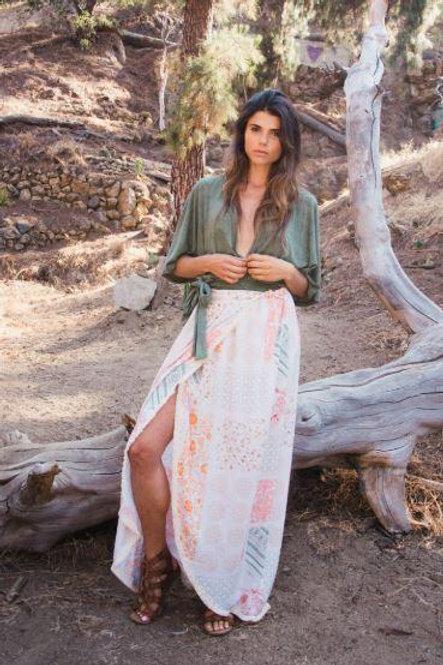 Solstice Wrap Skirt