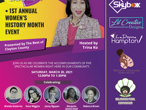 The Best of Clayton County to Celebrate Contributions of 5  Spectacular Women | Clayton County, GA