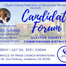 CANDIDATE FORUM: Clayton County Commissioner District 1