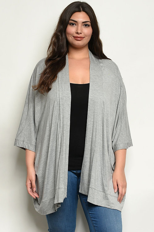 Womens Plus Size Cardigan