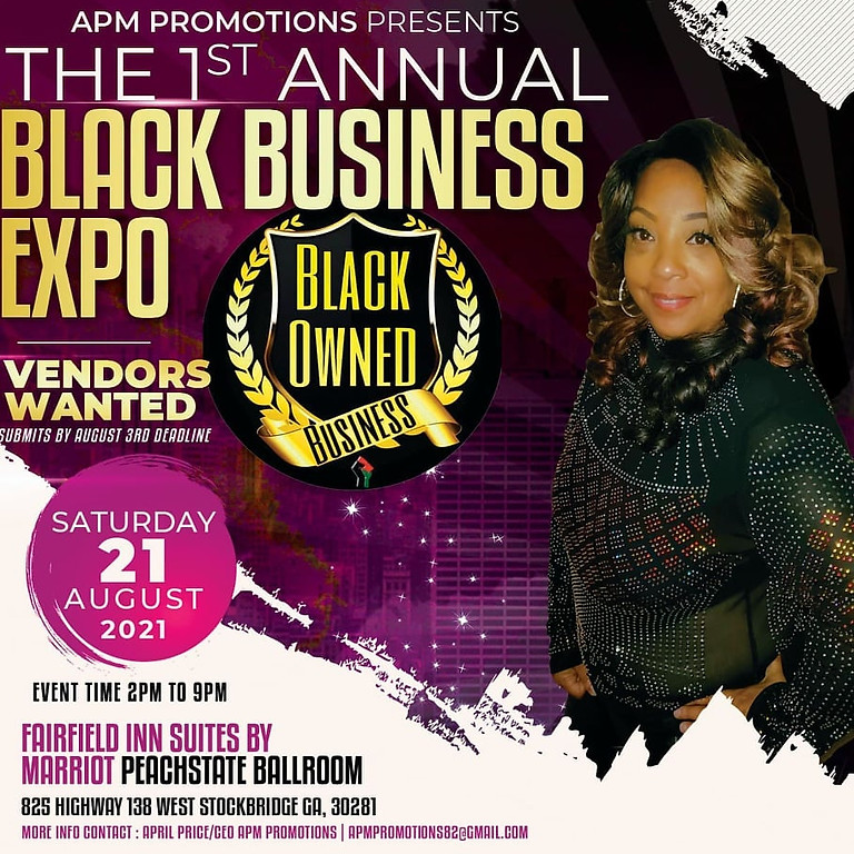 1st Annual Black Business Expo