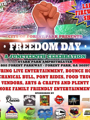Forest Park Juneteenth Festival Clayton