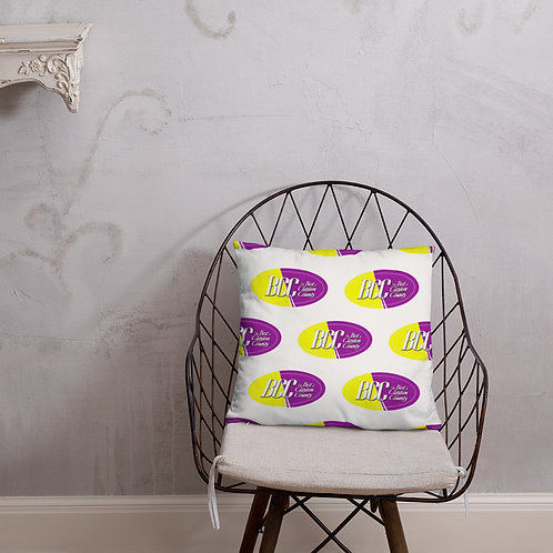 The Best of Clayton County Accent Pillow FREE SHIPPING