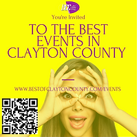 Clayton County Atlanta South Events The Best of Clayton County