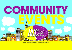 Clayton County, GA Events Local Events T
