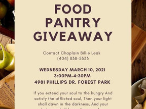 Food Pantry Giveaway | Gateway Restoration Church