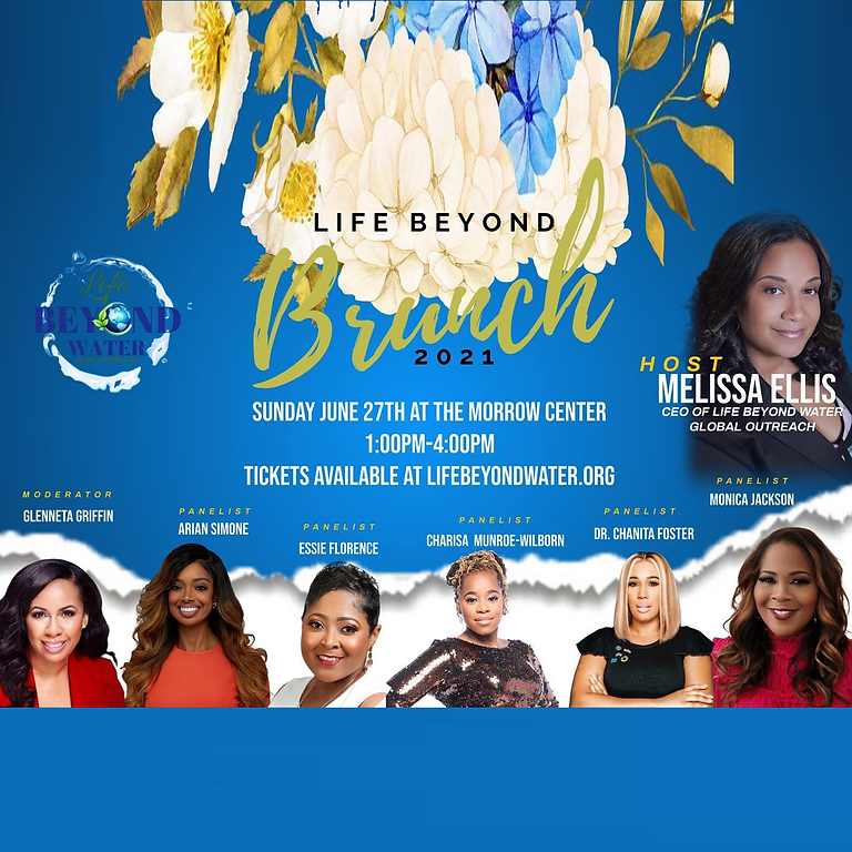 Life Beyond Brunch: Empowering Women to live their life beyond.