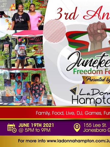 JuneteenthClayton Clayton County GA