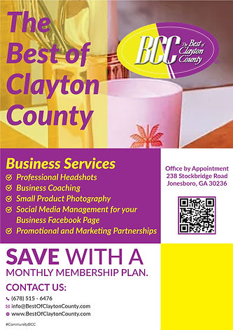 The Best of Clayton County Business Serv