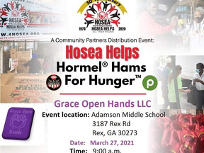 Fresh Food Box Distribution March 27th | Clayton County, GA