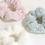 Thumbnail: Fluffy Pearl Scrunchie