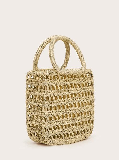 Chios Straw Bag
