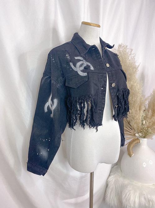 Coco Girl Denim Jacket