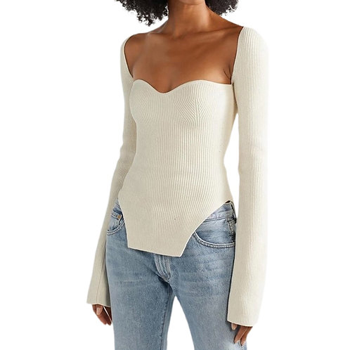 Lula Asymmetric Sweater