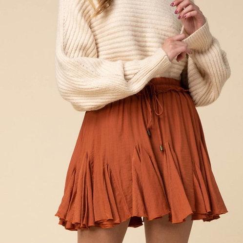 Jaq Frill Skirt