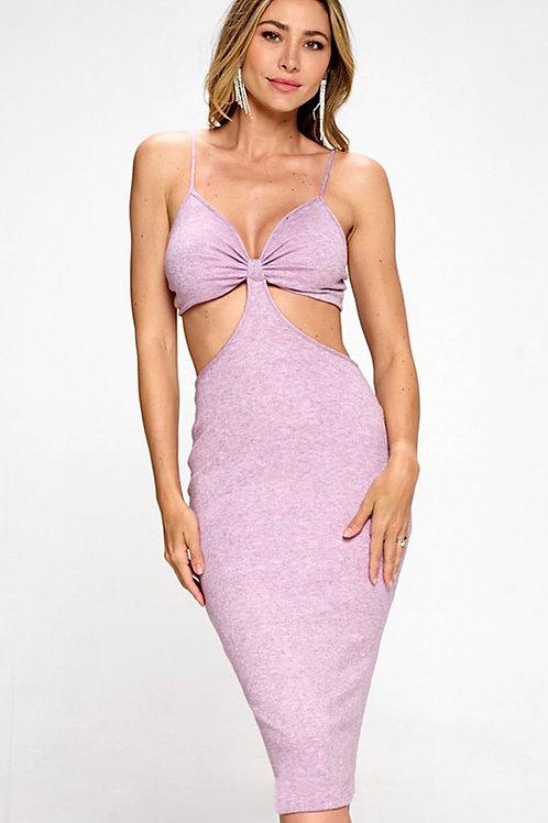 Ariel Cut-Out Dress