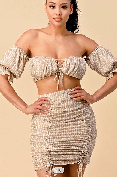Esme Skirt Set