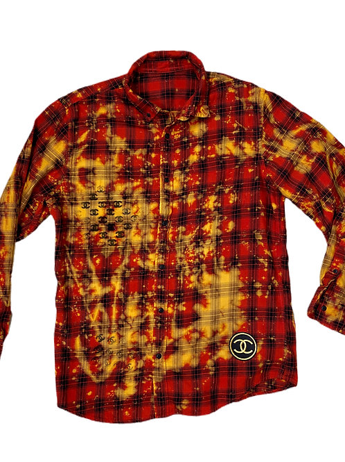 Coco Flower Flannel