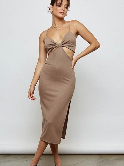 Esme Latte Dress