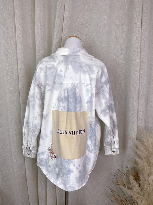 Louie Bleached Shirt