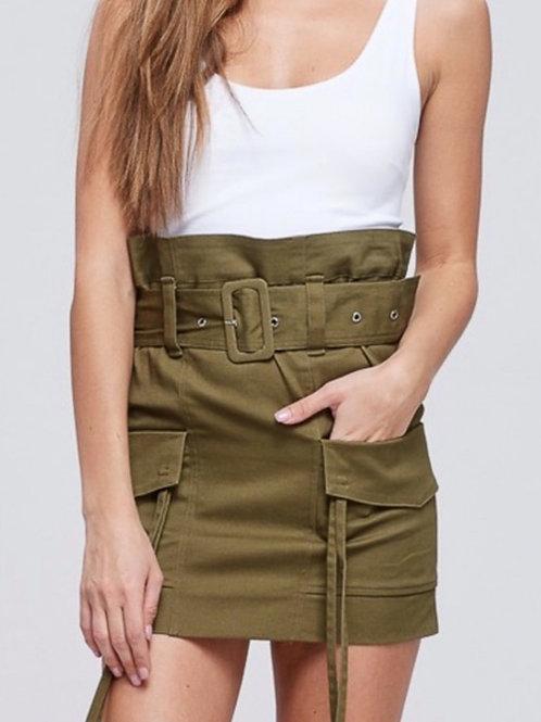 Sophie Cargo Skirt