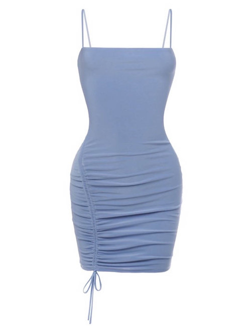 Ruched Up Dress